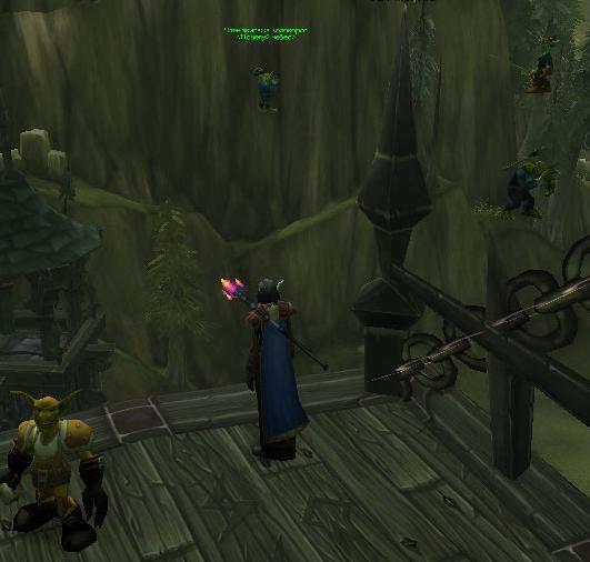 А гоблины на пиратках и летать умеют ;)